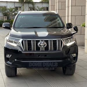 Toyota Land Cruiser Prado 2019 Black | Cars for sale in Dar es Salaam, Kinondoni