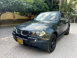 BMW X3 2006 Green   Cars for sale in Dar es Salaam, Kinondoni