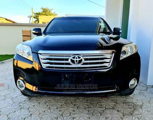 Toyota Vanguard 2008 Black | Cars for sale in Dar es Salaam, Kinondoni