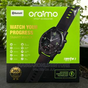 Oraimo Tempo W2 OSW - 20 Smart Watch | Smart Watches & Trackers for sale in Dar es Salaam, Ilala