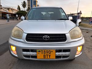 Toyota RAV4 2002 Silver   Cars for sale in Dar es Salaam, Kinondoni