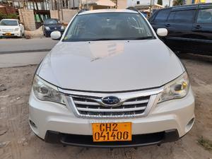 Subaru Impreza 2010 White | Cars for sale in Dar es Salaam, Kinondoni