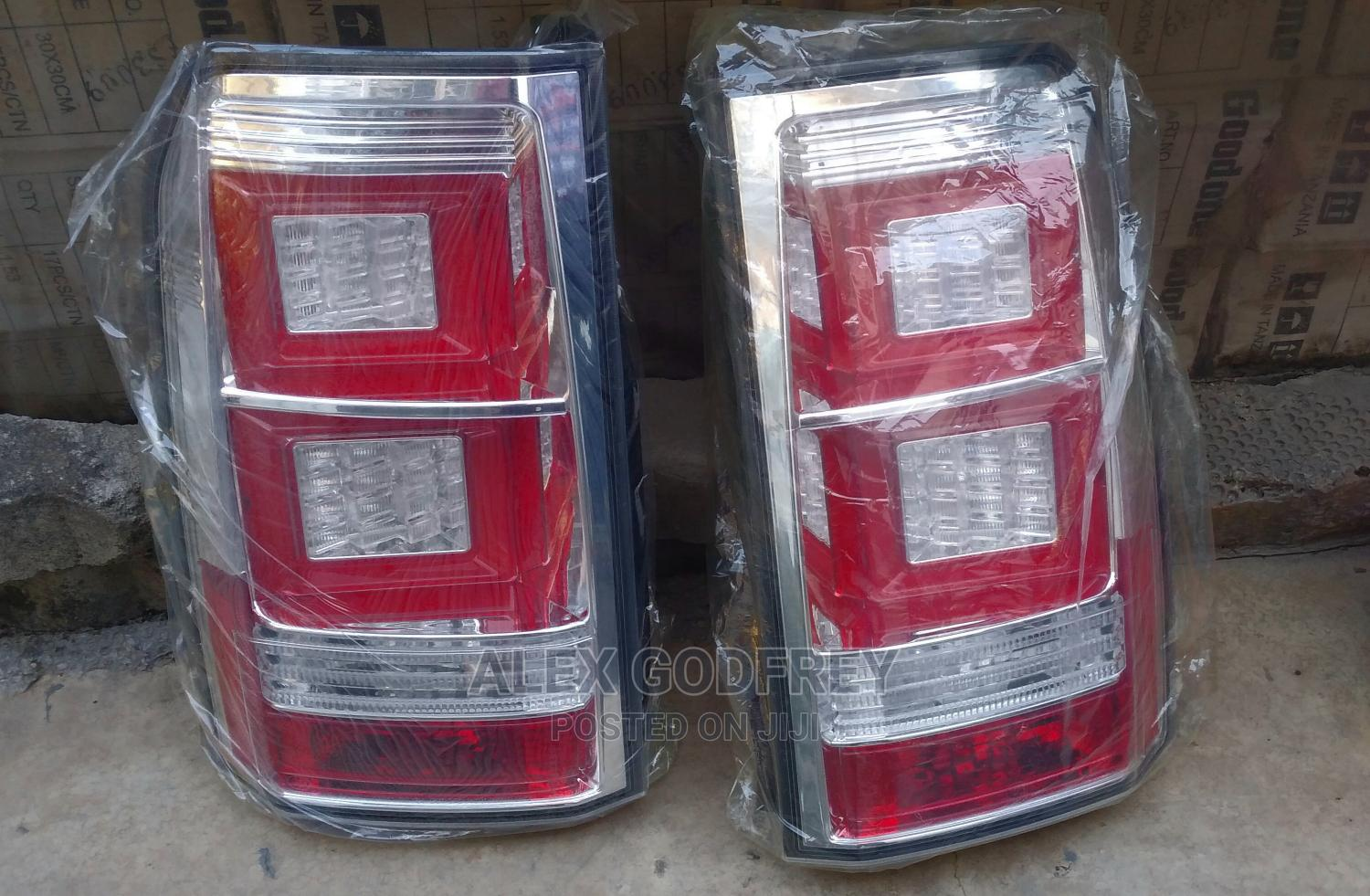 Archive: Discovery 3 4 Taillights
