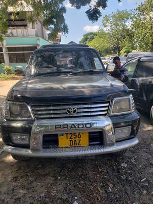 Toyota Land Cruiser Prado 2001 2.7 16V 3dr Black   Cars for sale in Dar es Salaam, Kinondoni