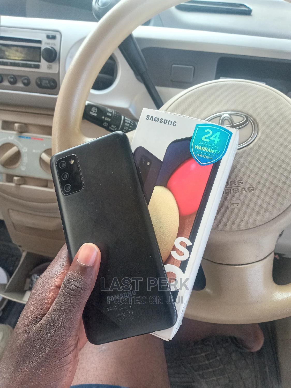 Archive: New Samsung Galaxy A02S 32 GB Black