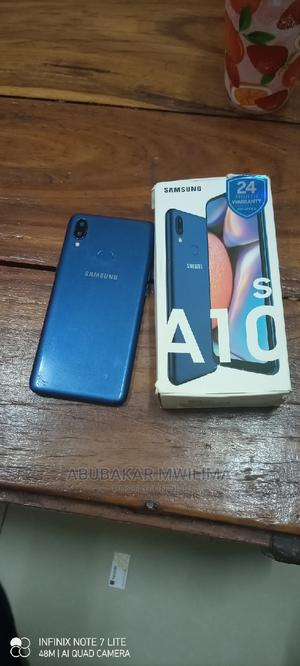 Samsung Galaxy A10s 32 GB Blue | Mobile Phones for sale in Dar es Salaam, Temeke