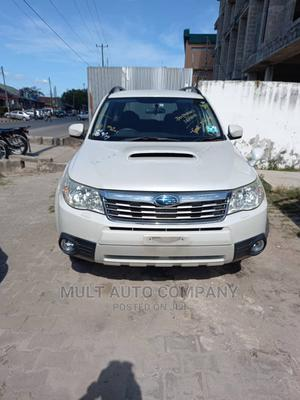 Subaru Forester 2009 White | Cars for sale in Dar es Salaam, Ilala