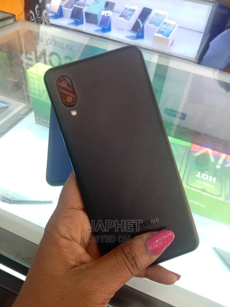 Samsung Galaxy A02 32 GB Black