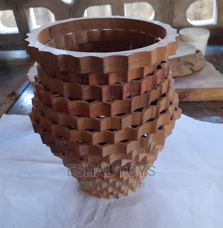 Archive: Wooden Vase