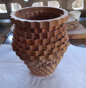 Wooden Vase   Home Accessories for sale in Dar es Salaam, Kinondoni