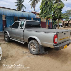 Nissan Pick-Up 2004 Silver   Cars for sale in Dar es Salaam, Ilala