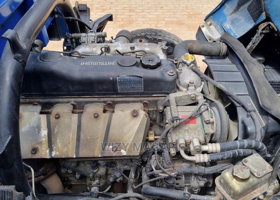 Archive: Mitsubishi Canter Tipper Ton 2