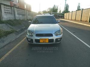 Subaru Impreza 2003 2.0 WRX Sports Wagon Silver | Cars for sale in Dar es Salaam, Kinondoni