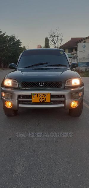 Toyota RAV4 1997 Green | Cars for sale in Dar es Salaam, Ilala