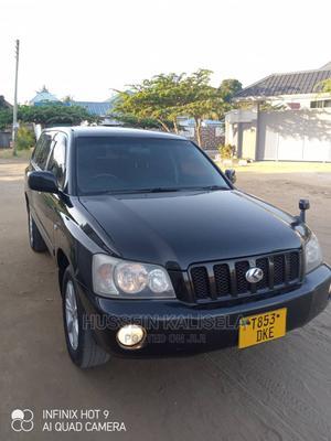 Toyota Kluger 2007 Black | Cars for sale in Dar es Salaam, Kinondoni