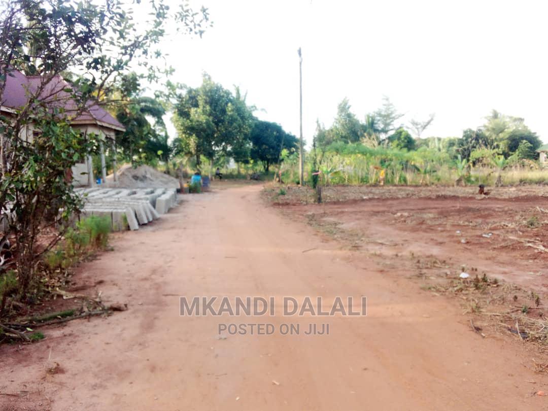 Viwanja Vinauzwa Chanika Mwisho Videte Jiji LA Ilala Dsm | Land & Plots For Sale for sale in Ilala, Dar es Salaam, Tanzania