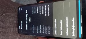 Samsung Galaxy A11 32 GB Black   Mobile Phones for sale in Dar es Salaam, Kinondoni