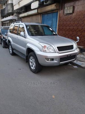 Toyota Land Cruiser Prado 2007 Silver | Cars for sale in Dar es Salaam, Ilala