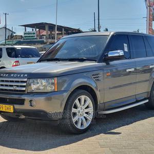 Land Rover Range Rover Sport 2006 Gray   Cars for sale in Dar es Salaam, Kinondoni