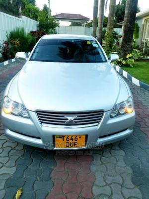 Toyota Mark X 2006 Silver | Cars for sale in Dar es Salaam, Ilala