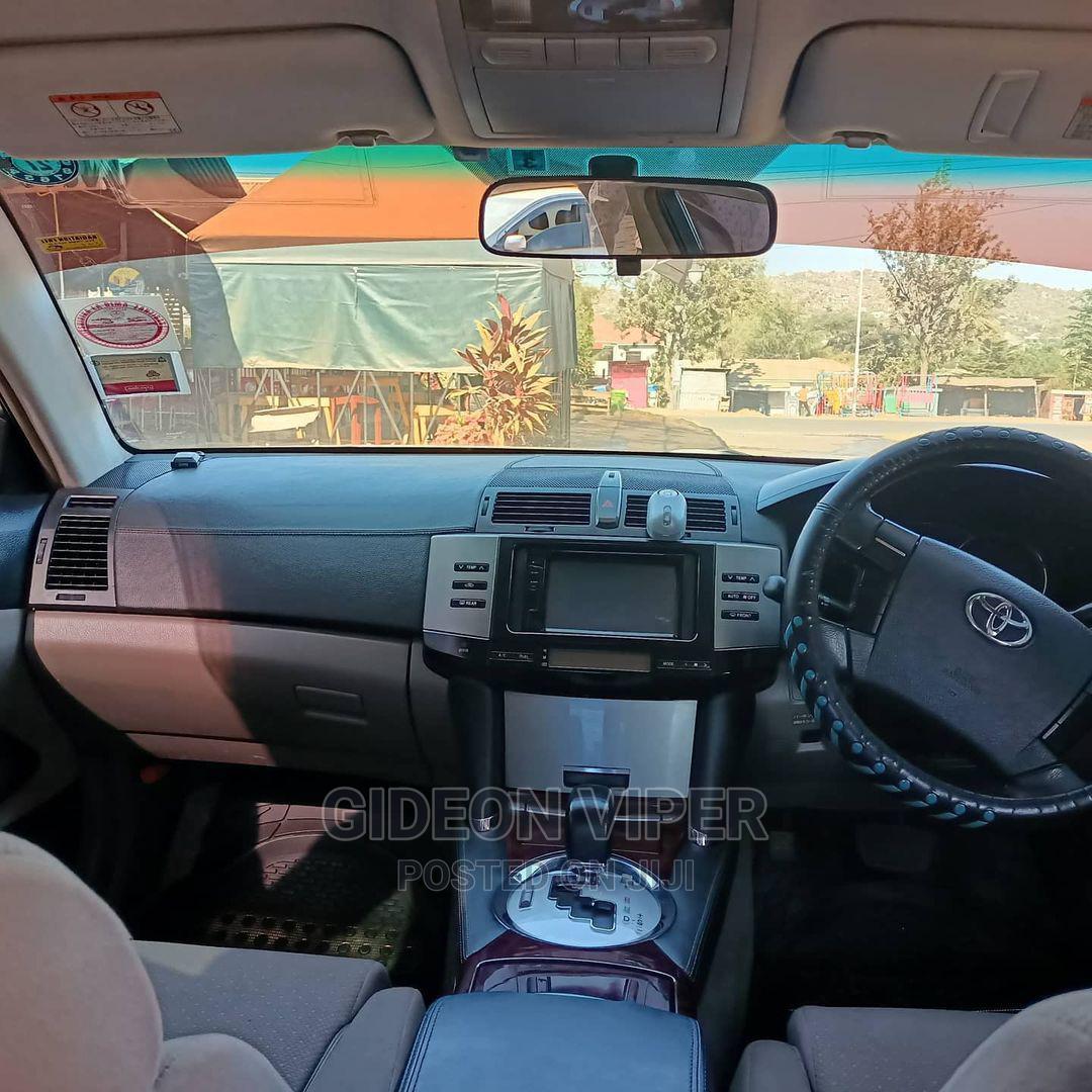Archive: Toyota Mark X 2005 2.5 RWD Silver