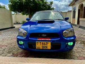 Subaru Impreza 2004 2.0 WR1 Blue   Cars for sale in Dar es Salaam, Kinondoni