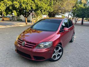 Volkswagen Golf 2007 Red   Cars for sale in Dar es Salaam, Kinondoni