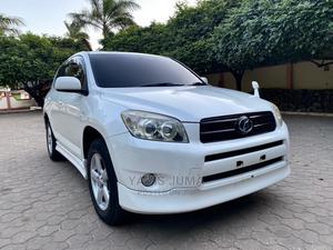 Toyota RAV4 2005 White   Cars for sale in Dar es Salaam, Kinondoni