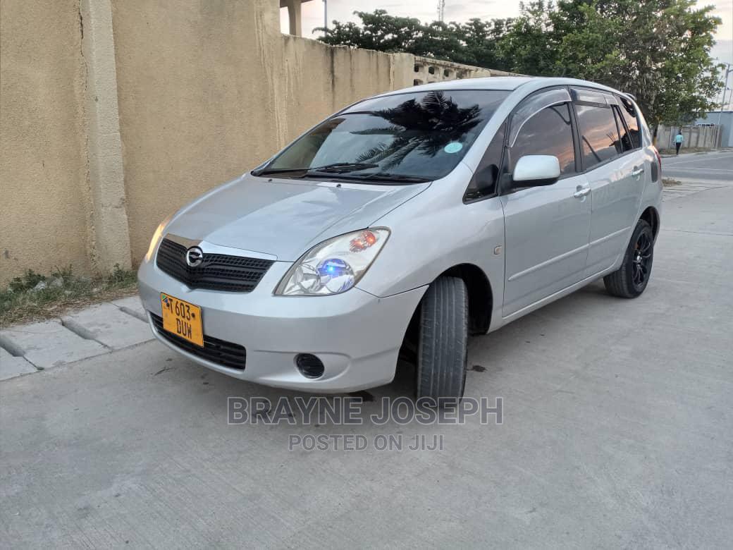 Archive: Toyota Corolla Spacio 2003 1.5 v Silver