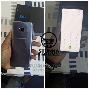 Samsung Galaxy S8 Plus 128 GB Black | Mobile Phones for sale in Dar es Salaam, Kinondoni