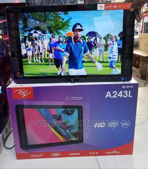 Itel LED TV Inch 24 | TV & DVD Equipment for sale in Dar es Salaam, Ilala