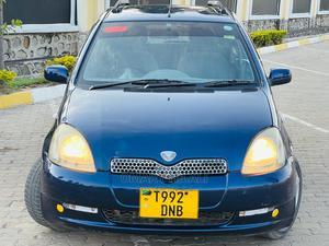 Toyota Vitz 2004 Blue | Cars for sale in Mwanza Region, Ilemela