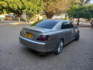 Toyota Mark X 2005 Gray   Cars for sale in Dar es Salaam, Kinondoni