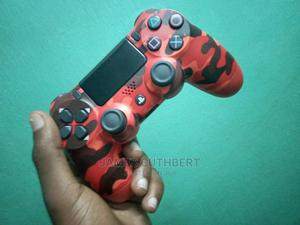Red Ps4 Controller Original | Video Game Consoles for sale in Dar es Salaam, Kinondoni