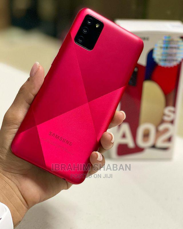 New Samsung Galaxy A03s 64 GB Black