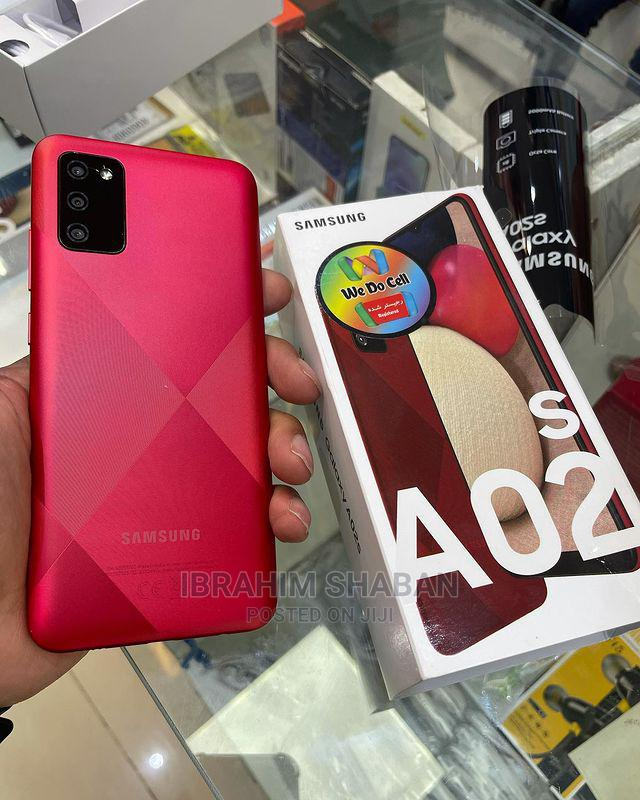 New Samsung Galaxy A03s 64 GB Black   Mobile Phones for sale in Ilala, Dar es Salaam, Tanzania