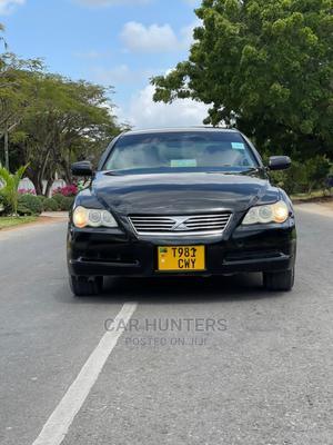 Toyota Mark X 2004 Black | Cars for sale in Dar es Salaam, Kinondoni