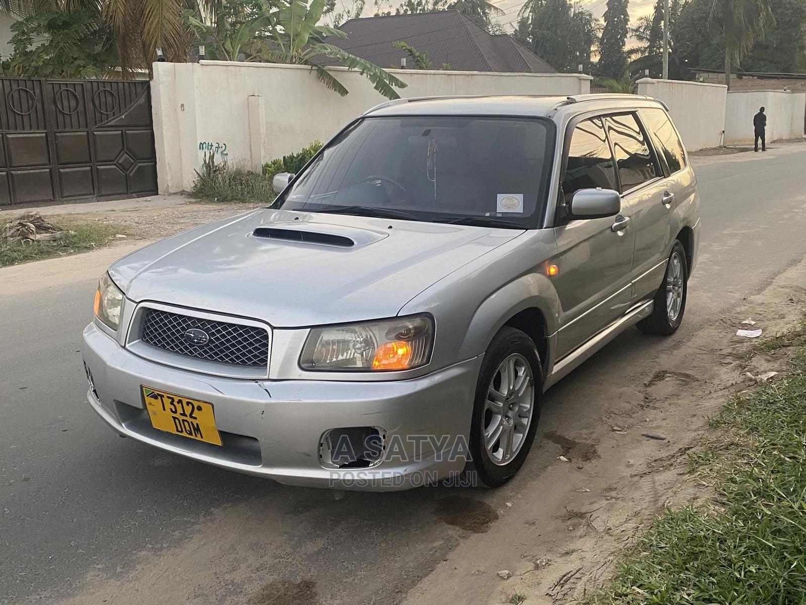 Archive: Subaru Forester 2001 Automatic Silver