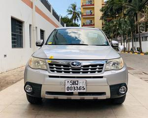Subaru Forester 2010 White | Cars for sale in Dar es Salaam, Ilala