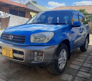 Toyota RAV4 2004 Blue | Cars for sale in Dar es Salaam, Kinondoni