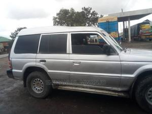 Mitsubishi Pajero 1990 Silver | Cars for sale in Mbeya Region, Mbeya City