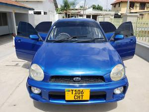 Subaru Impreza 2001 Blue   Cars for sale in Dar es Salaam, Kinondoni
