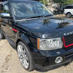 New Land Rover Range Rover Sport 2016 Black   Cars for sale in Dar es Salaam, Kinondoni