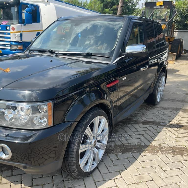 Archive: New Land Rover Range Rover Sport 2016 Black