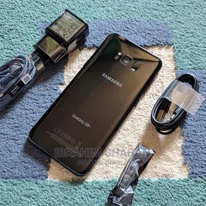 New Samsung Galaxy S8 Plus 64 GB Black   Mobile Phones for sale in Dar es Salaam, Ilala