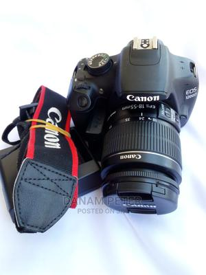Canon 1200D With 18-55mm | Photo & Video Cameras for sale in Mbeya Region, Mbeya City