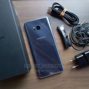 New Samsung Galaxy S8 64 GB Black | Mobile Phones for sale in Dar es Salaam, Ilala