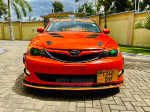 Subaru Impreza 2009 Orange   Cars for sale in Dar es Salaam, Kinondoni