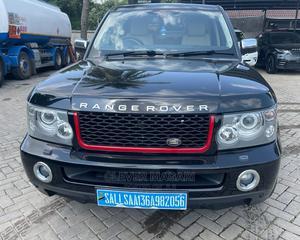 Land Rover Range Rover Sport 2007 Black   Cars for sale in Dar es Salaam, Kinondoni