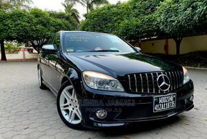 Mercedes-Benz C-Class 2008 Black   Cars for sale in Dar es Salaam, Kinondoni